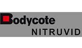 Bodycote NITRUVID Est logo