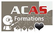 ACAS Formations logo