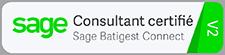 SAGE Consultant certifié Batigest Connect